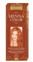 Henna color hajfesték 4 henna vörös 75 ml