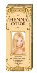 Henna color hajfesték 1 napszőke 75 ml