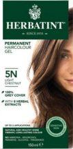 Herbatint természetes tartós hajfesték 5N (világos gesztenye) 150ml