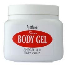 Apotheker thermo body gél 500 ml