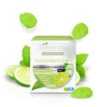 Bielenda Uborka és lime - mattító nappali/éjszakai arckrém 50 ml