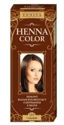 Henna color hajfesték 115 csokoládébarna 75 ml