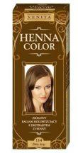 Henna color hajfesték 114 aranybarna 75 ml