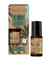 BIELENDA CBD CANNABIDIOL - hidratáló és nyugtató hatású arcolaj száraz és érzékeny bőrre 15 ml