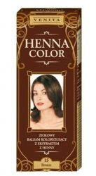 Henna color hajfesték 15 barna 75 ml