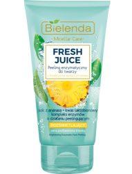 BIELENDA FRESH JUICE - bőrszínjavító hatású enzimes arcpeeling 150 g