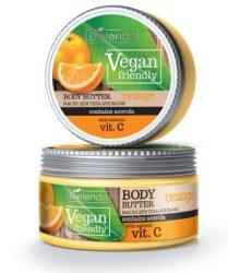 BIELENDA VEGAN FRIENDLY - narancs feszesítő hatású testápoló vaj 250 ml