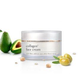 YELLOW ROSE - collagen - arckrém