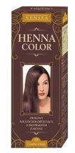 Henna color hajfesték 18 fekete meggy 75 ml