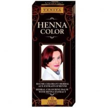 Henna Color hajfesték 12 meggy 75ml