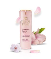 YELLOW ROSE - hyaluronic beauty elixir szérum 30 ml