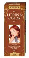 Henna color hajfesték 8 rubin 75 ml
