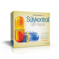 SÚLYKONTROLL ÉJJEL&NAPPAL 60 db - A fogyókúrás étrend kiegészítéséhez