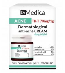 BIELENDA DR. MEDICA ACNE - dermatológiai anti-akne krém nappali/éjszakai