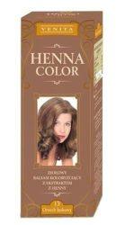 Henna color hajfesték 13 mogyoróbarna 75 ml