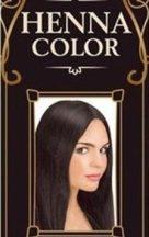 Henna Color hajszínezőpor 19 fekete csokoládé 25g