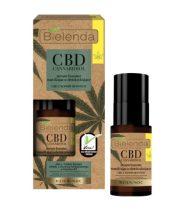 BIELENDA CBD CANNABIDIOL - hidratáló és detox hatású szérum booster zsíros és kombinált bőrre 15 ml