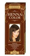 Henna color hajfesték 113 világosbarna 75 ml